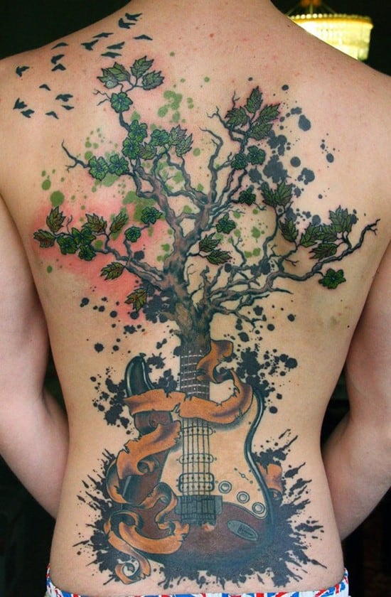 123 Brilliant Tree Tattoos And Meanings April 2018 Part 5