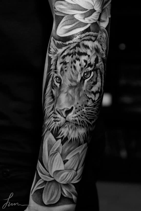 27-Sleeve-tiger-tattoo