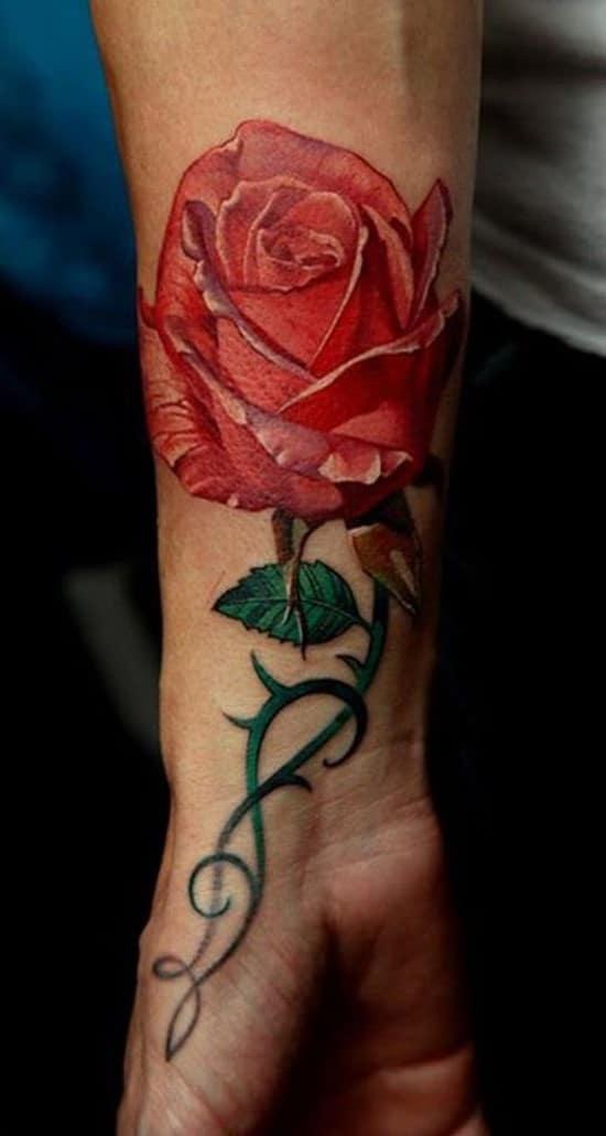 28-flower-tattoo