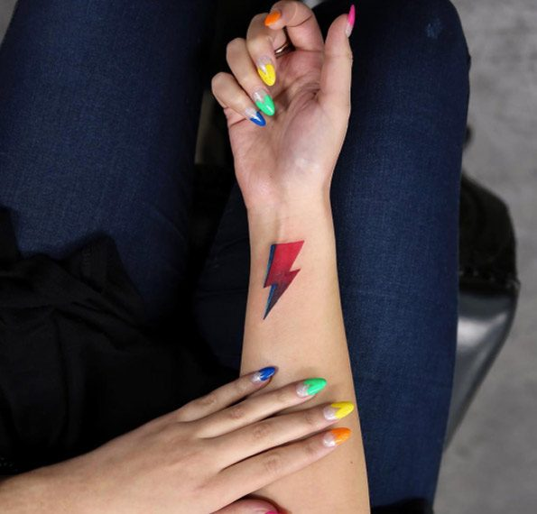 50 Wrist Bracelet Tattoos For Women 2019: 166 Small Wrist Tattoo Ideas (An Ultimate Guide, July 2019