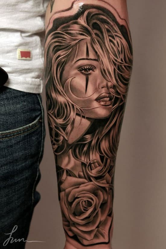 30-3D-Forearm-Tattoo