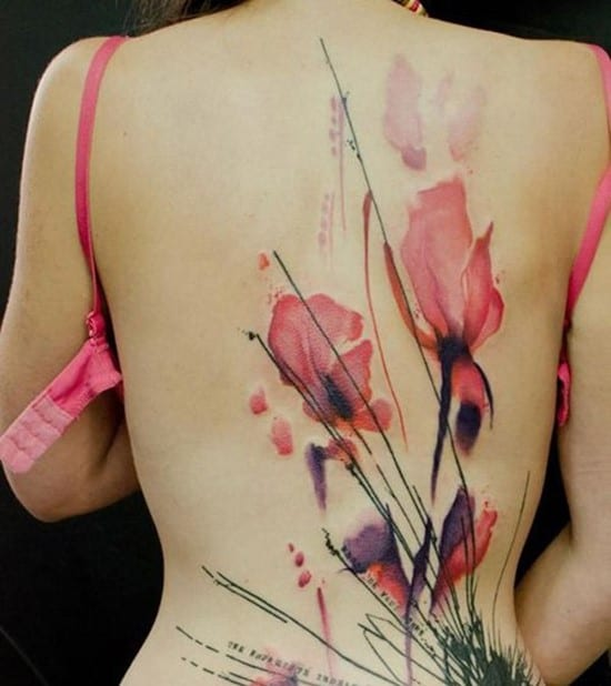 31-Amazing-Watercolor-Tattoo1