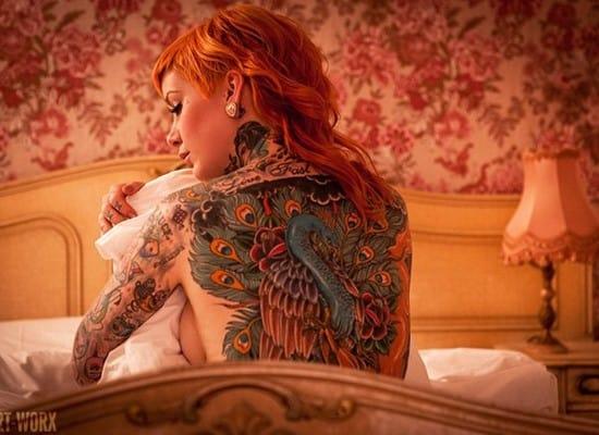 31-Full-Back-Peacock-Tattoo
