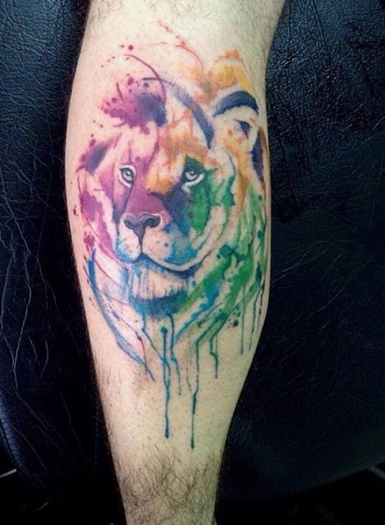 33-Colorful-Watercolor-Tattoo