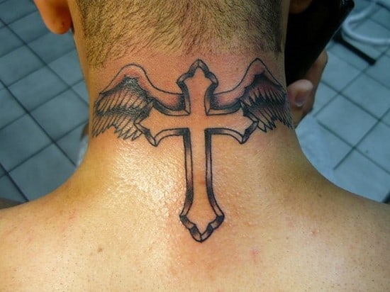 34-Cross-tattoo