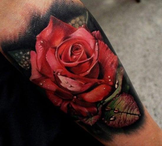 34-flower-tattoo