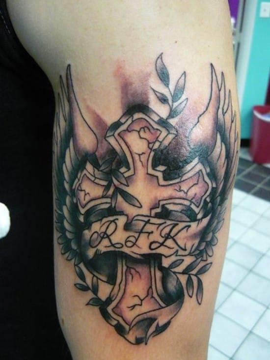 36-Cross-tattoo