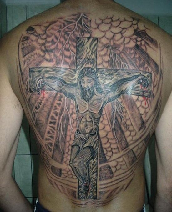 37-Cross-tattoo