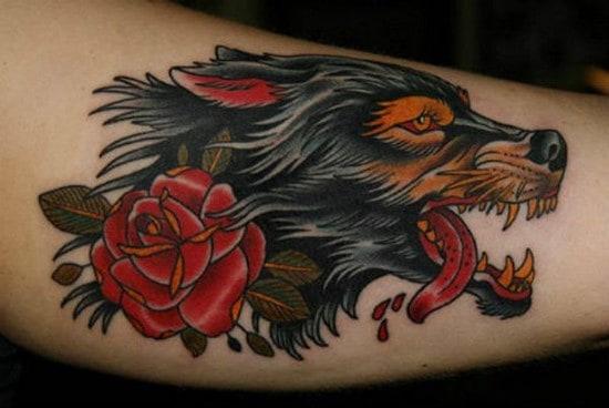 37-Wolf-Tattoo