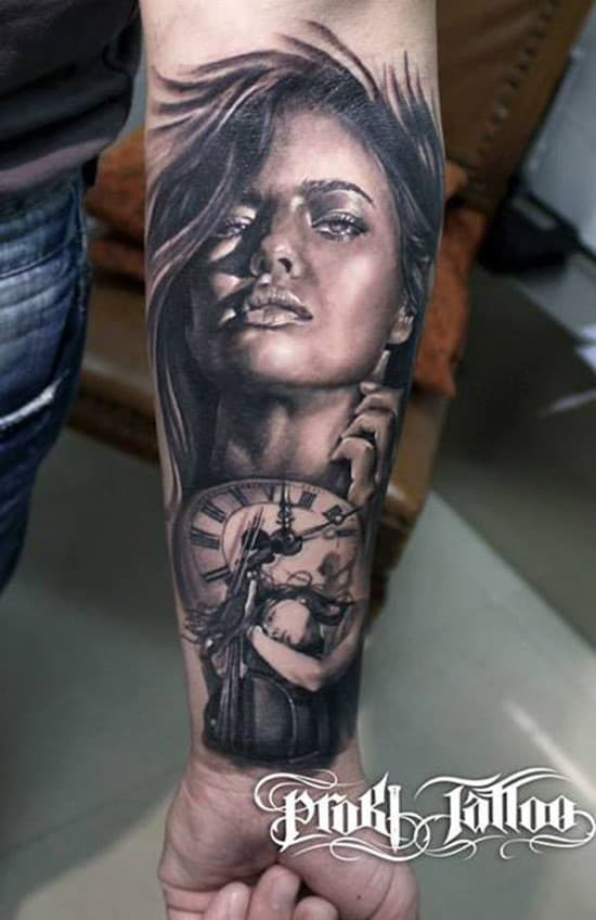 38-3D-Forearm-Tattoo