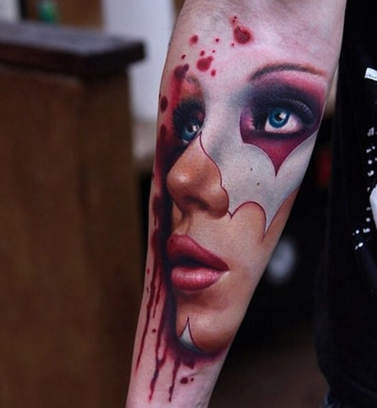 4-Portrait-Forearm-Tattoo