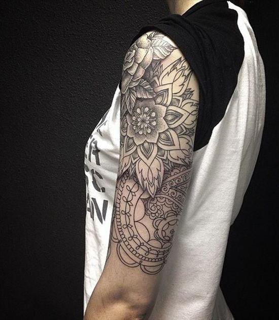 40-Geometric-tattoos