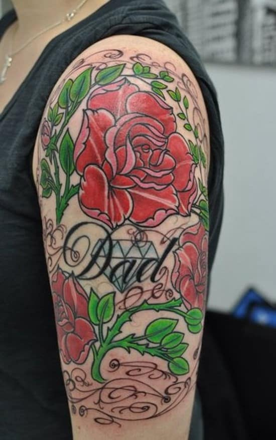 42-Rose-arm-tattoo