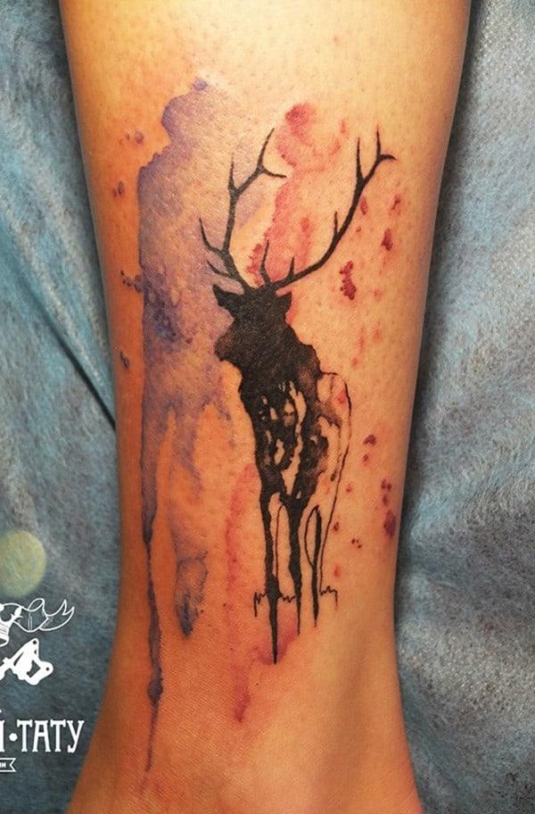 8-Deer-Tattoo