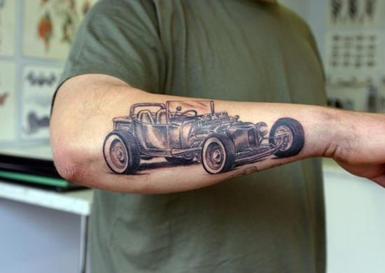 9-T-Ford-arm-tattoo