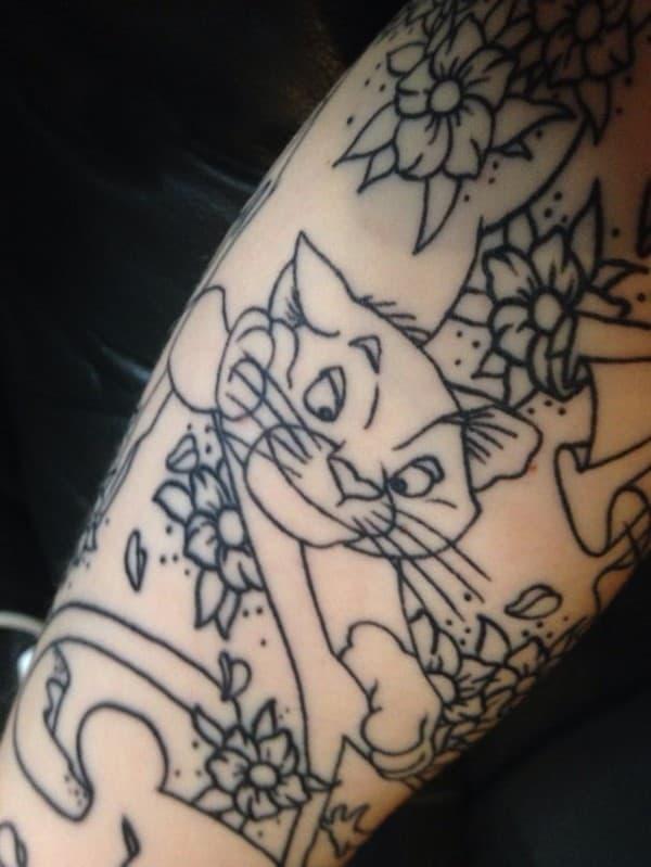 AD-Minimalistic-Cat-Tattoos-70