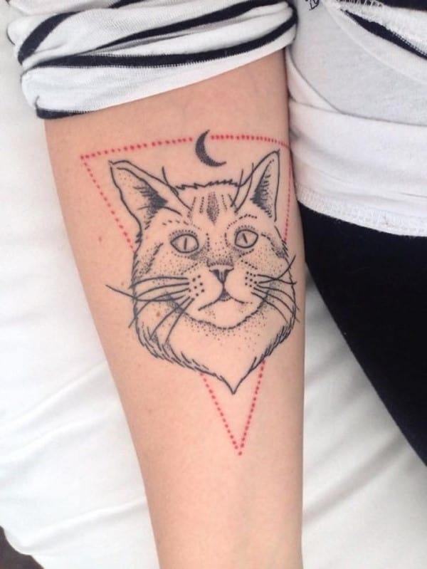 AD-Minimalistic-Cat-Tattoos-76