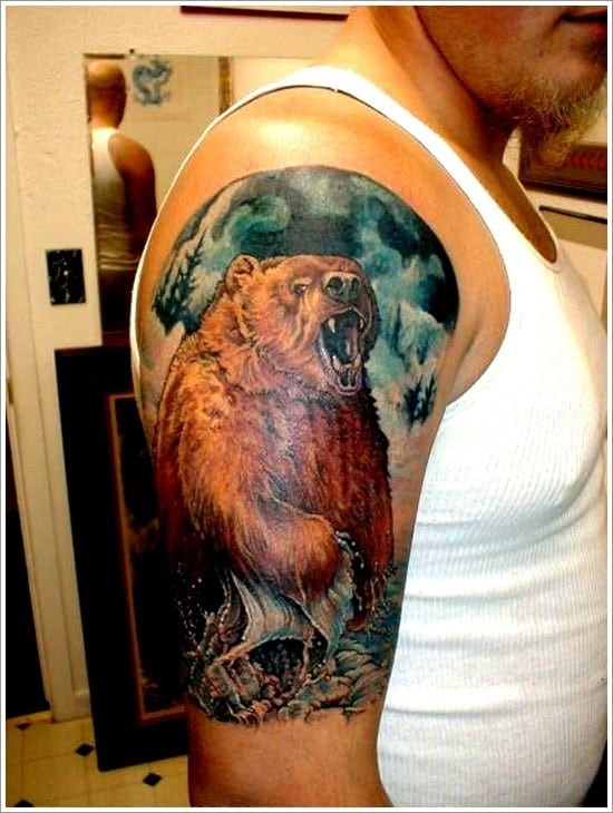Bear-Tattoo-Design-2