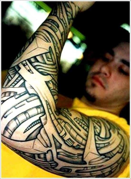 Biomechanical-tattoo-design-1