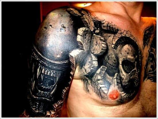 Biomechanical-tattoo-design-7