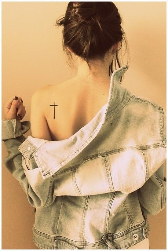 150 Sacred Cross Tattoos For Men Women January 2019 Part 6