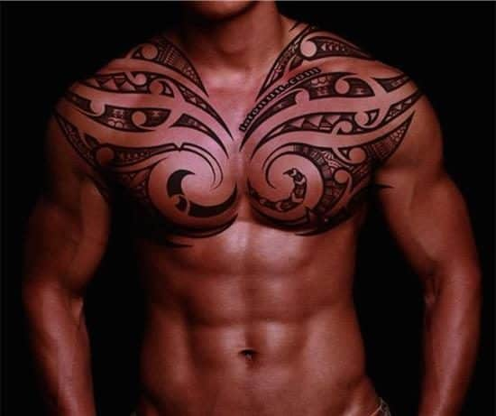 170 Best Chest Tattoos For Men Ultimate Guide July 2019