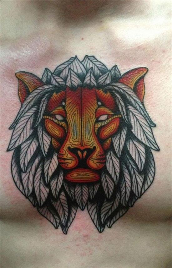 Chest-Tattoos-for-Men-42