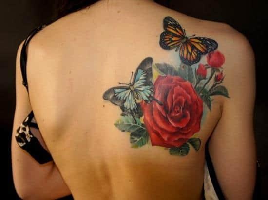 Cute-Healed-Roses-Tattoo