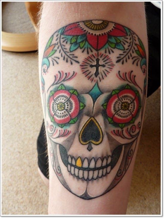 100 greatest day of the dead tattoos meanings april 2018