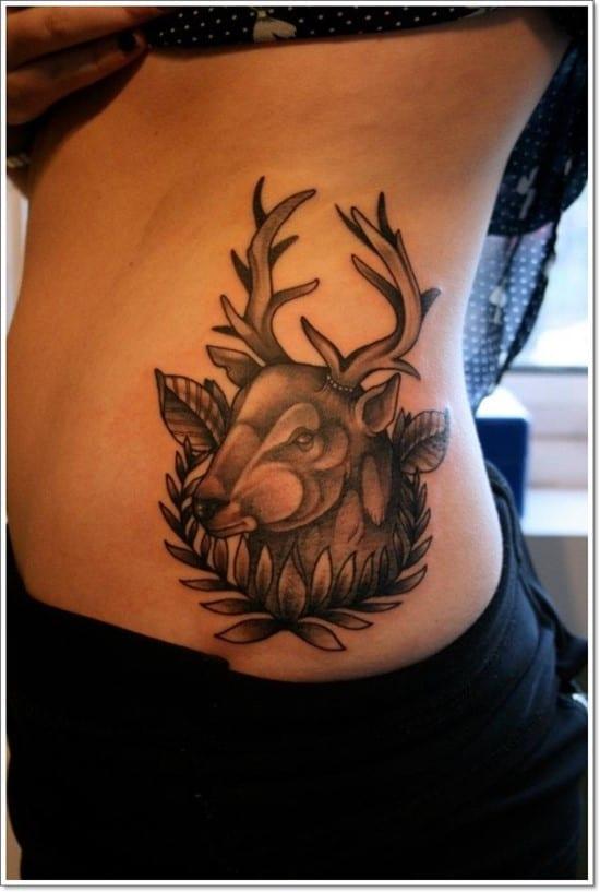 Deer-Tattoos-For-Men-And-Women-11