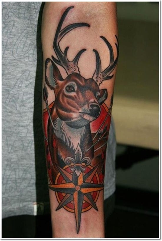 Deer-Tattoos-For-Men-And-Women-12