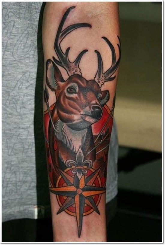 Deer-Tattoos-For-Men-And-Women-12