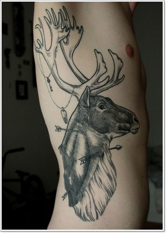 Deer-Tattoos-For-Men-And-Women-6