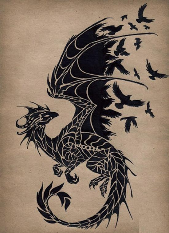 Dragon tattoos designs ideas (1)