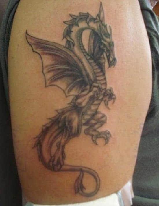 Dragon tattoos designs ideas (29)