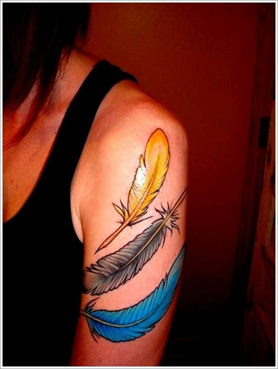 Feather-Tattoo-Designs-12