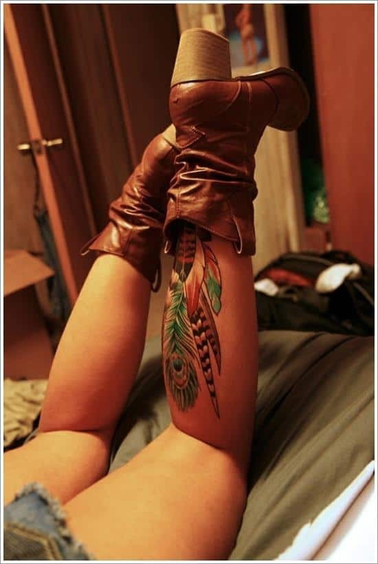 Feather-Tattoo-Designs-18