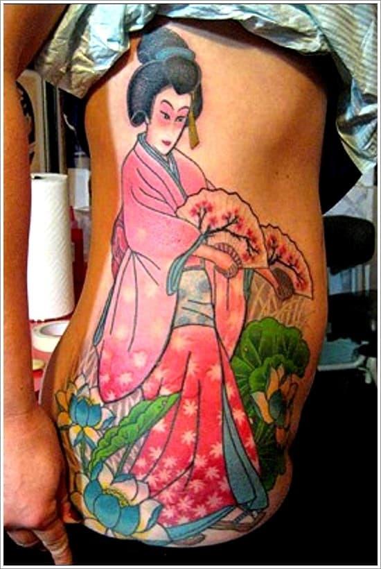 Geisha-Tattoo-Designs-6