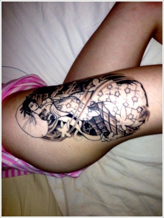 Geisha-Tattoo-Designs-9