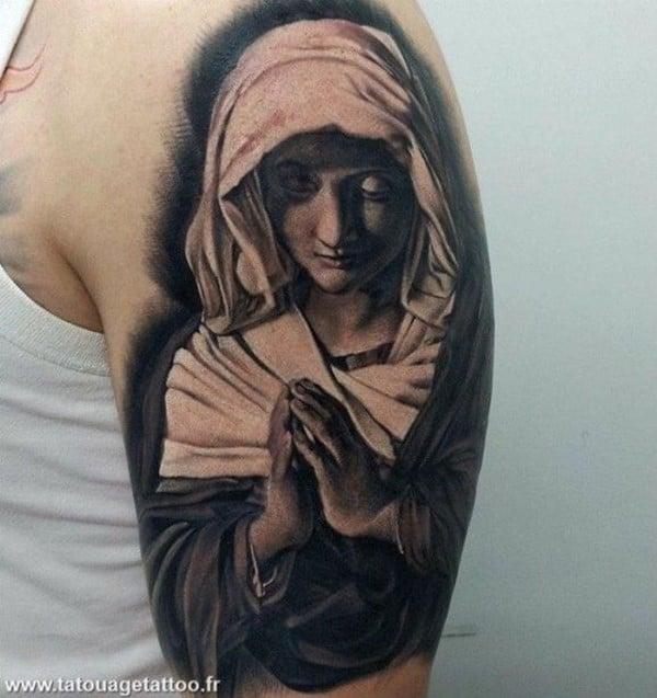 Mary-Matt-Jordan-Painting-Giovanni-Battista-Salvi-578x614