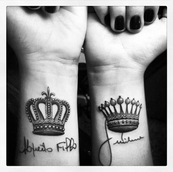Queen-Crown-Tattoos