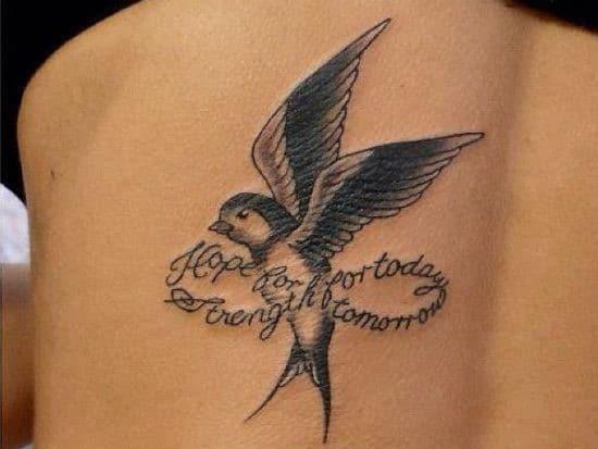 Quote-and-bird-infinity-tattoo-symbols