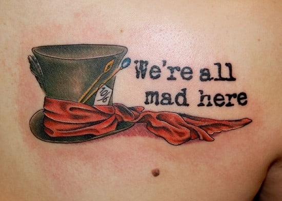 Quote-in-Alice-in-Wonderland-tattoo