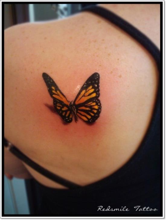 Shoulder-Butterfly