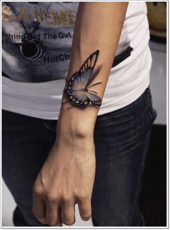 Stunning-3D-Butterfly