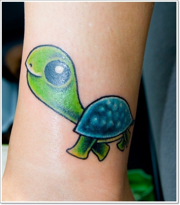 Turtle-Tattoo-for-Arm