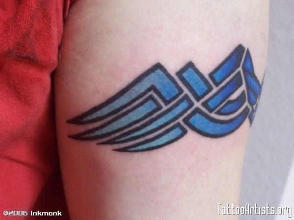 USAF-Armband-Tattoo