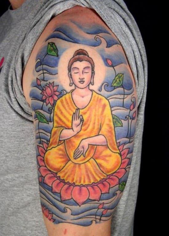 buddhist-tattoos-religious