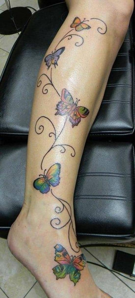 250 best butterfly tattoo designs and meanings 2017