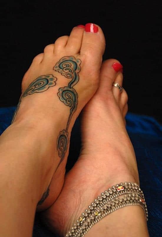 cloud-tattoos-feet